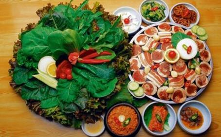 韩峰阁烤肉