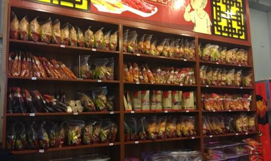 泉城烤薯:有烤薯还有薯甜品,一年四季无淡季