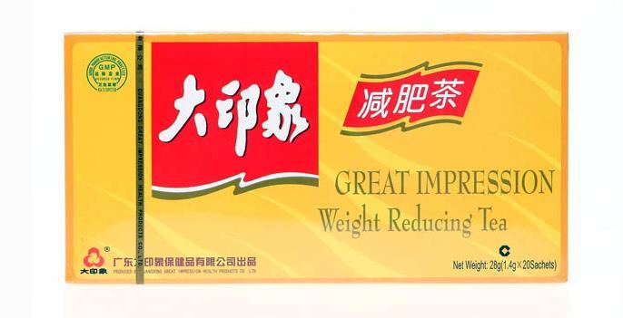 大印象减肥茶加盟