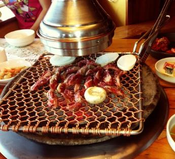 富丽客烤肉