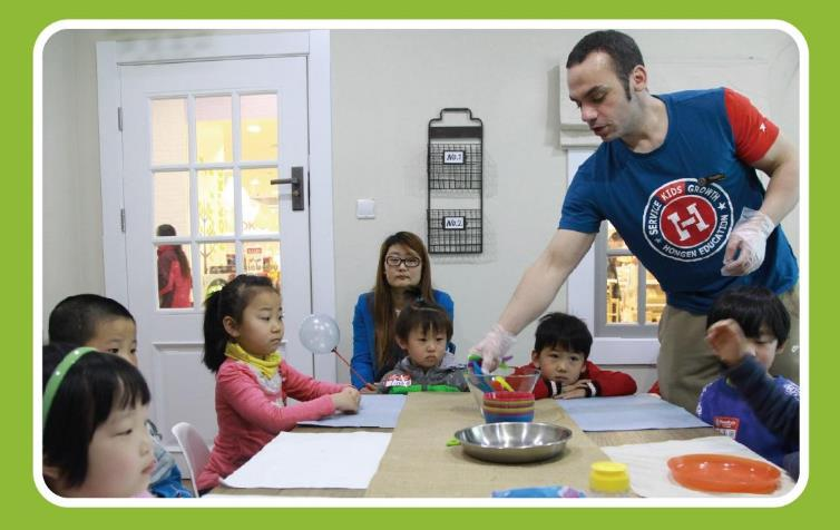 文同国际儿童美语加盟