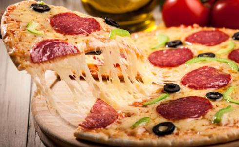 亚咪咕披萨