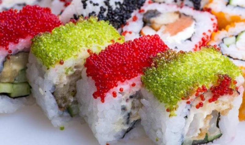 卷米爱寿司加盟