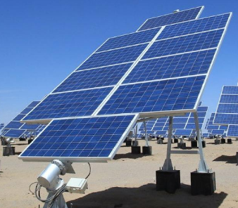 奧克隆太陽能