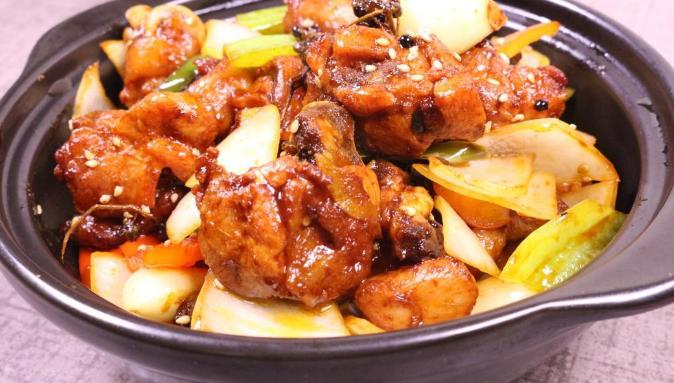仇师傅黄焖鸡米饭加盟