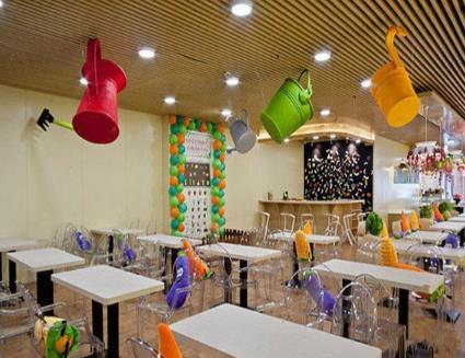乐普岛亲子餐厅