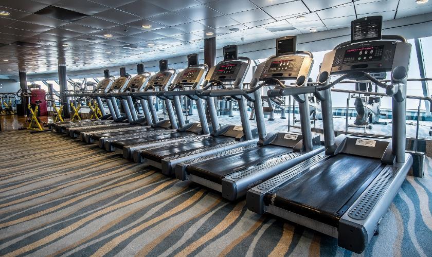 快快智能健身减肥中心加盟
