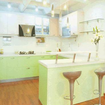 澳柯玛整体厨房