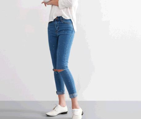 唠叨牛仔裤