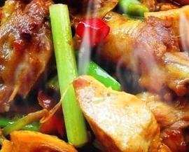 横店黄焖鸡米饭