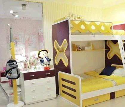 七彩人生儿童家具