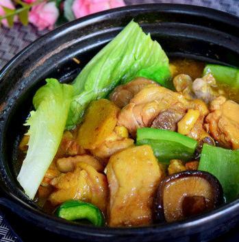 回味居黃燜雞米飯