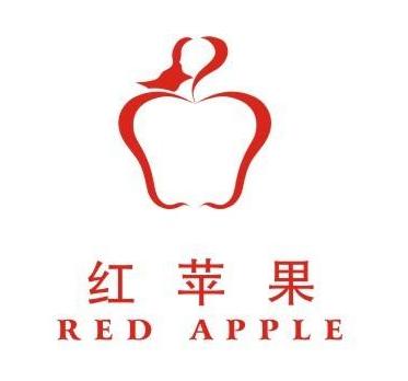 红苹果窗帘