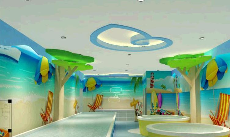 金儿乐婴儿游泳馆加盟