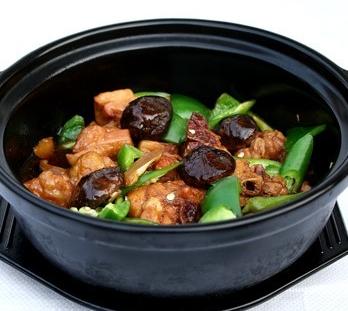 姝涵黄焖鸡米饭