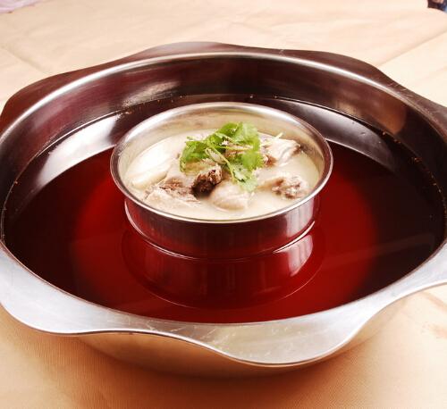 尚品石锅鱼火锅