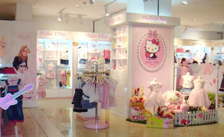 Hello Kitty童装加盟