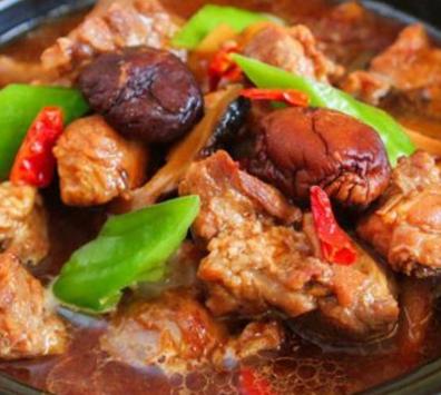 仇师傅黄焖鸡米饭