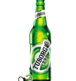 嘉士伯乐堡啤酒