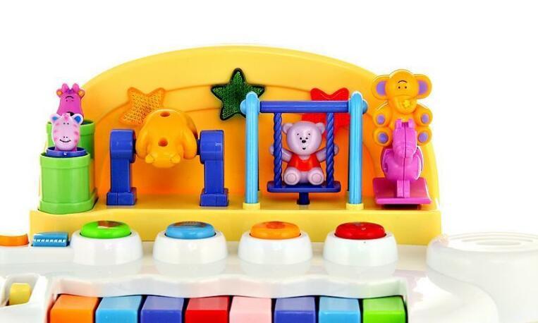 跳跳羊儿童玩具加盟优势