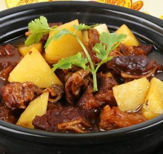 碗留香黄焖鸡米饭