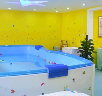 aibby婴儿游泳馆
