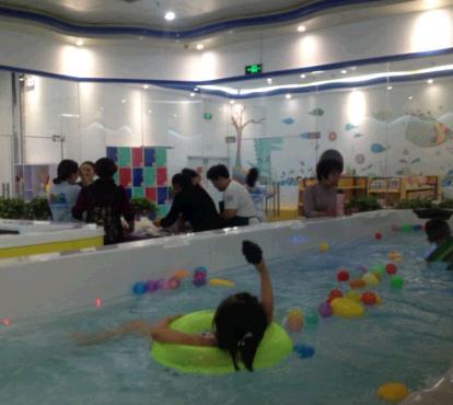 龍鳳寶貝嬰兒游泳館