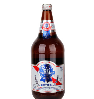 蓝带王啤酒