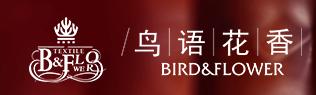 鳥語花香窗簾