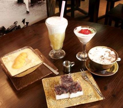 旺角1号港式甜品