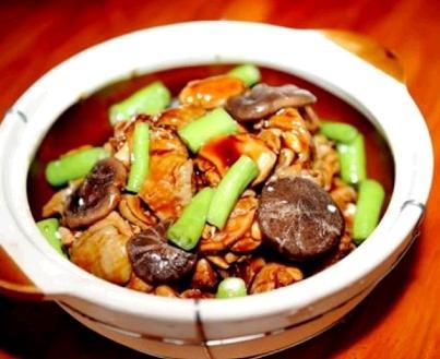 豫香緣黃燜雞米飯
