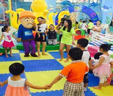 蓝宝童儿童乐园