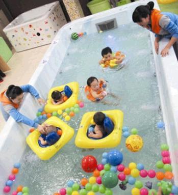 杉山婴儿游泳馆