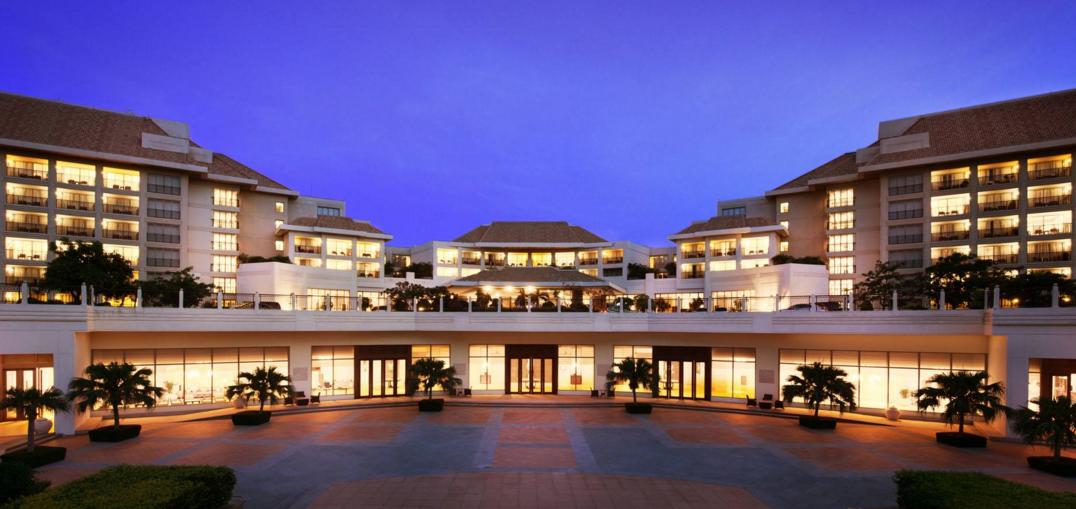 跨世纪大酒店加盟