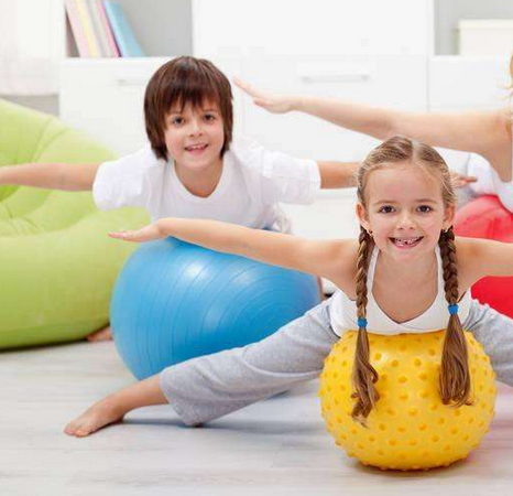 儿童健身房