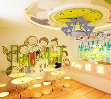 麦幼优儿童主题餐厅
