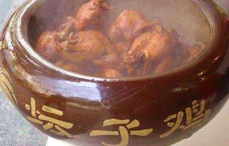 贵妃坛子鸡