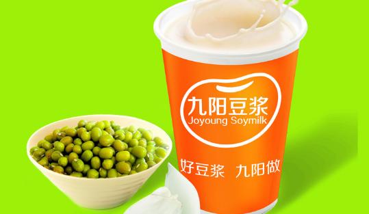 九阳豆浆加盟