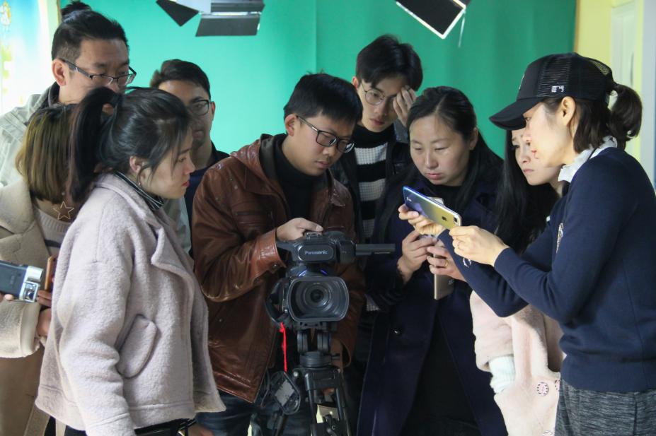 盟校老师参加摄影摄像培训