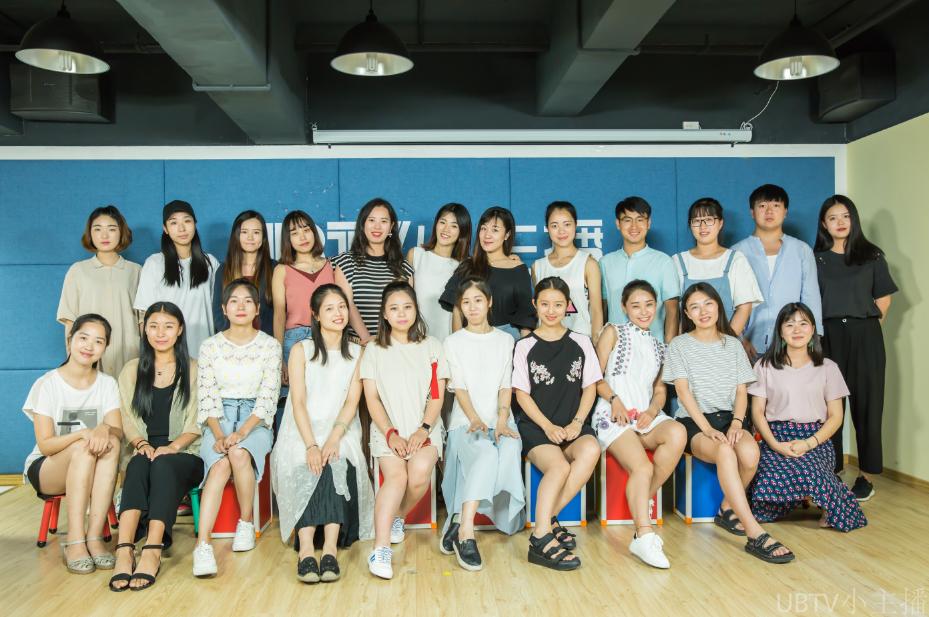 UBTV小主播盟校老师参加摄影摄像培训