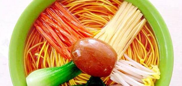 金丝玉米粗粮拉面加盟