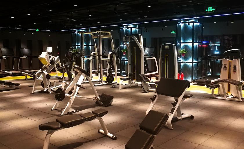 LIKINGFIT健身加盟