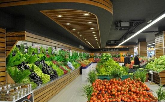 蔬菜水果超市