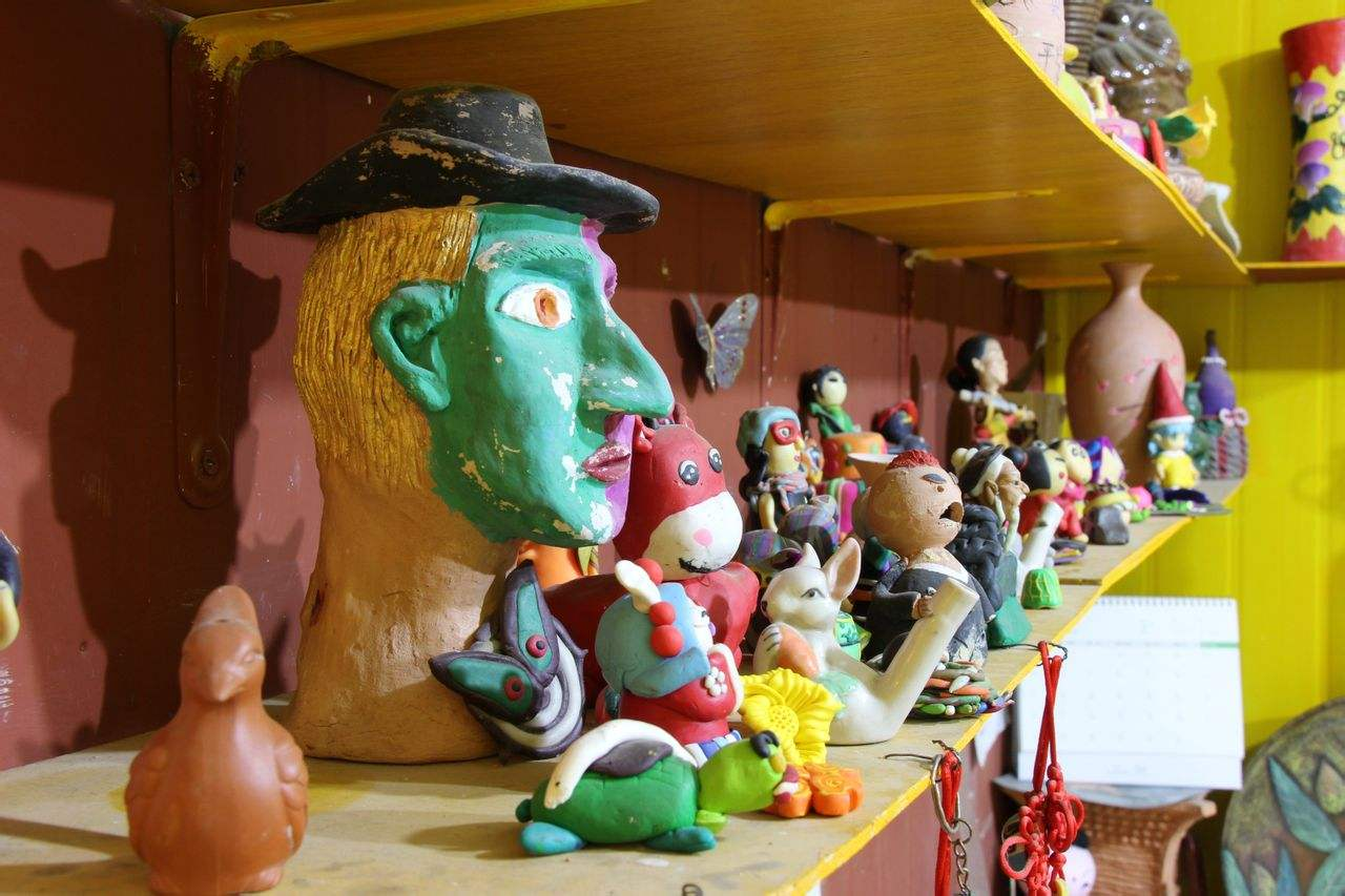 陶艺工坊的主要客户人群是哪些?