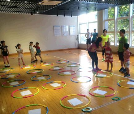 贝体儿童运动馆