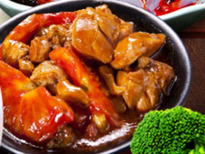 大宴江湖黃燜雞米飯