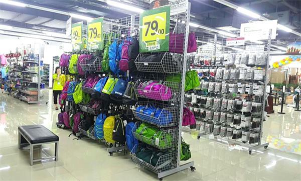奥库运动超市加盟店