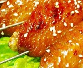 变态烤翅加盟