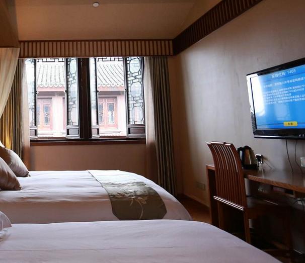 上邦戴斯酒店