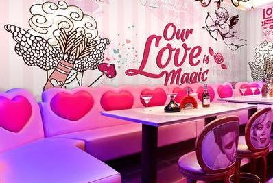 浪漫主題餐廳